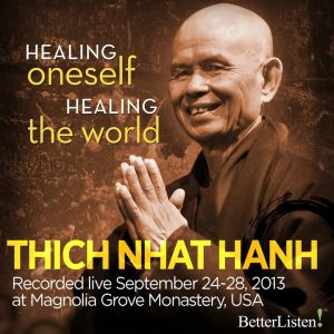 Healing Yourself Healing the World by Thich nhat Hanh